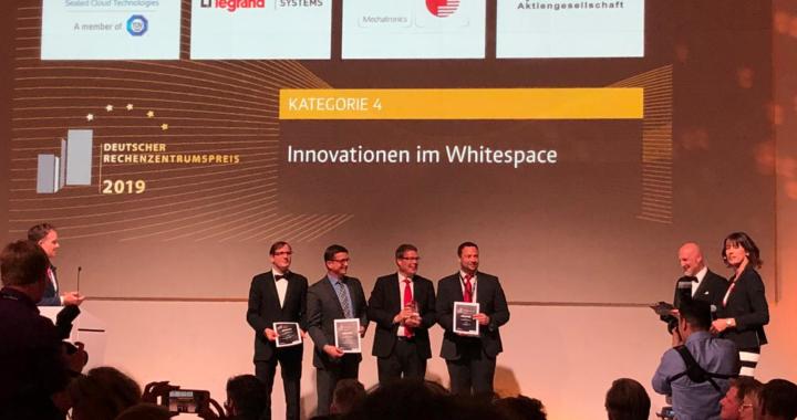 Legrand Systems erzielt beim Deutschen Rechenzentrumspreis zweiten Platz