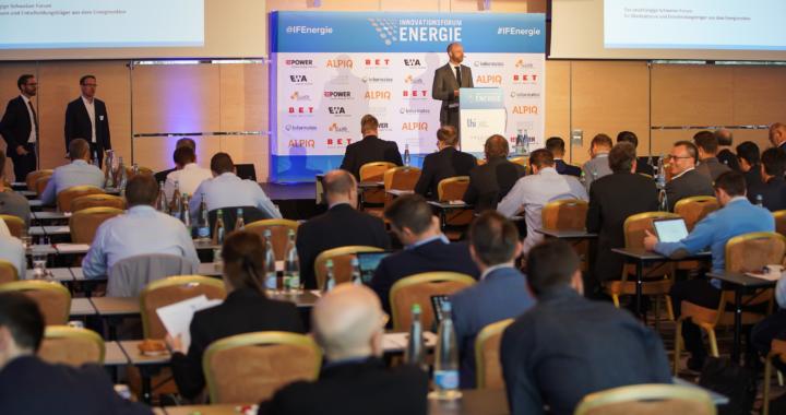 Rückblick Innovationsforum Energie 2019
