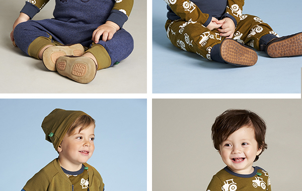 Kindermodetrends von Fred's World by Green Cotton