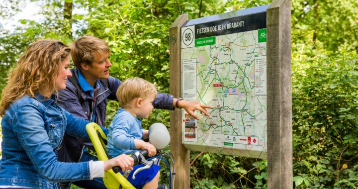 Neue Rad- und Wandererlebnisse in der niederländischen Provinz Nordbrabant