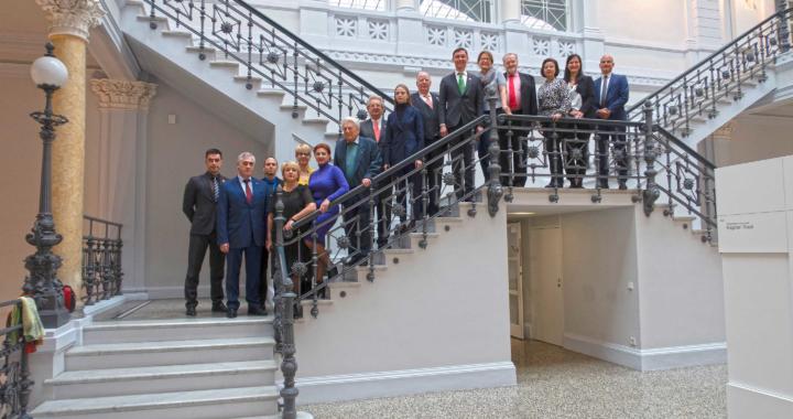 Russische Hochschulen zu Gast in Stuttgart