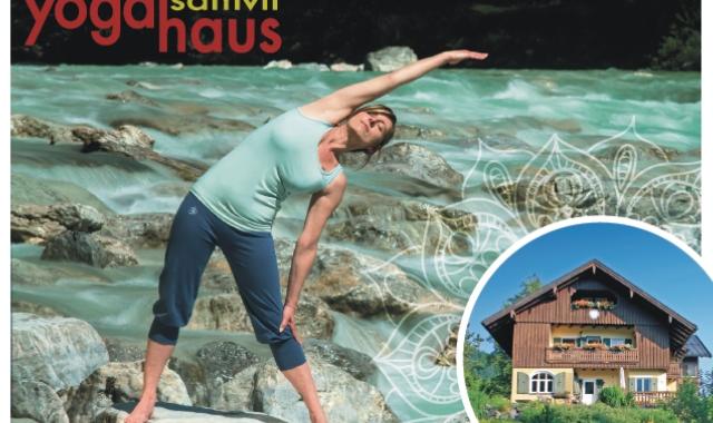 Yoga: das YOGAHAUS Samvit, die Kraftquelle am Schliersee in Bayern