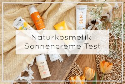 Naturkosmetik-Sonnencreme Test – Top-Produkte ab 17€