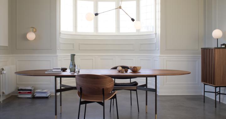 Tisch HARRI von [more] – Liebe zum Detail