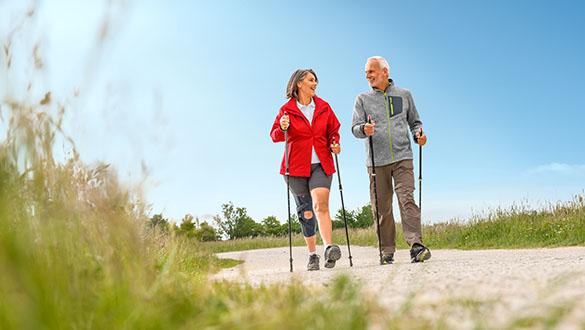 Gelenkverschleiß im Knie – Hilfe bei Gonarthrose