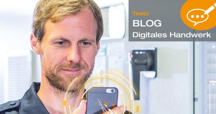 Der neue Testo Blog für Entscheider im Handwerk