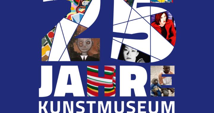 Jubiläumswochenende am 25. und 26. Mai 2019 – Das Kunstmuseum Wolfsburg wird 25!
