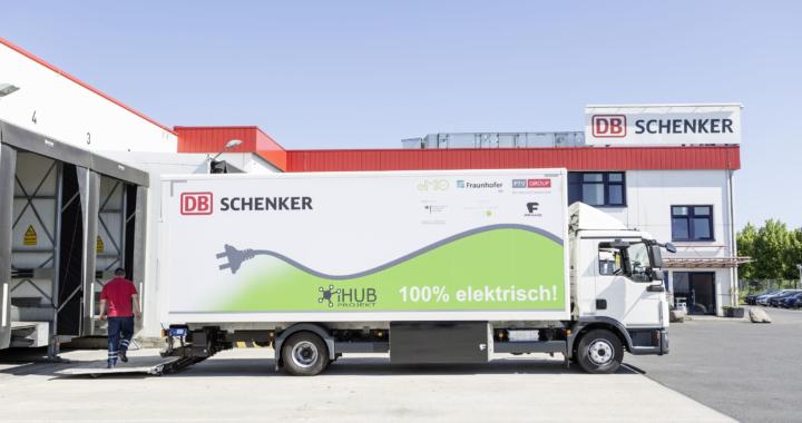 Zehn Prozent Einsparpotenzial bei elektromobilen Logistiklösungen