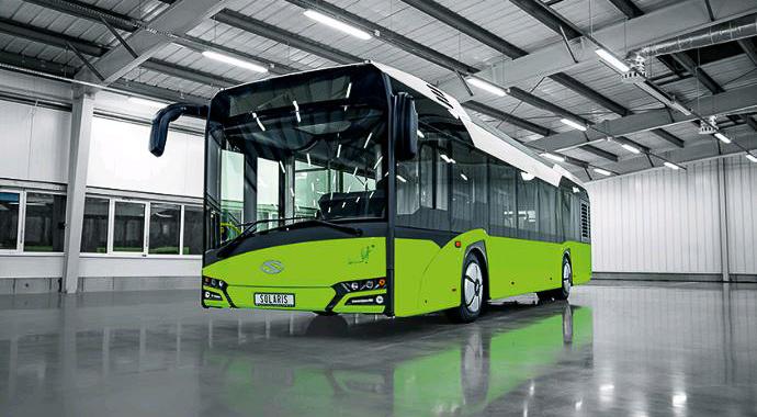 SOLVARO steigert Umsatz im Bereich Busse und LKW um 75%