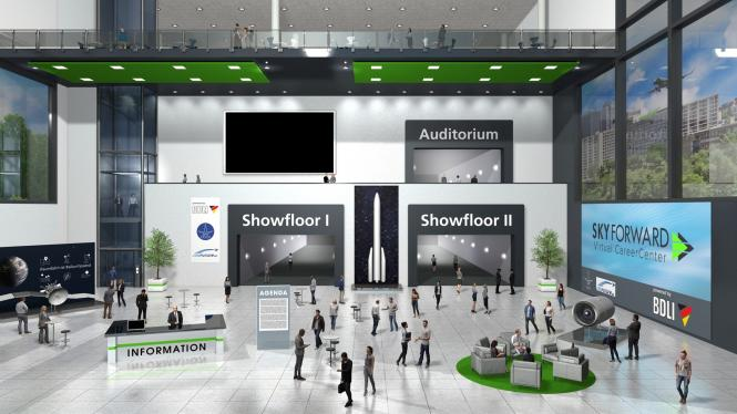 "ARTS at online career fair ""SkyForward"""