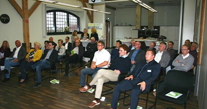 Klimaschutz-Stammtisch: Unternehmer wollen handeln