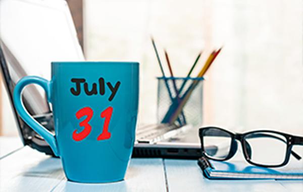 Abgabe der Steuererklärung für 2018 – 2 Monate mehr Zeit!