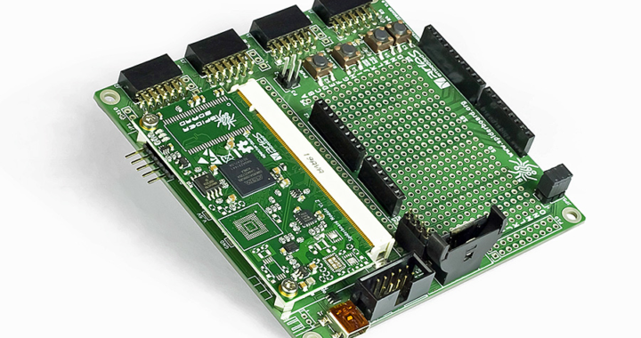 SpiderSoM Opens Broad Access to FPGA Technology