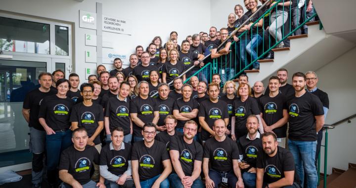 Protolabs feiert 20-jähriges Firmenjubiläum