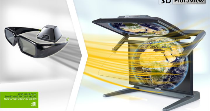 NVIDIA completes 3D Vision Pro support!