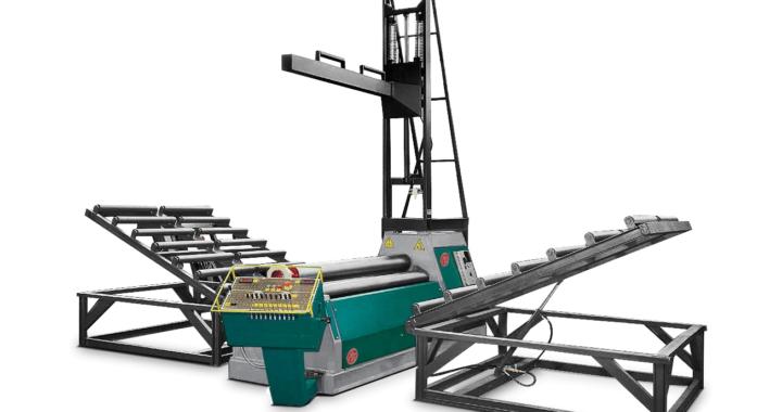 Hezinger GmbH: Materialhandling in der Blechbearbeitung