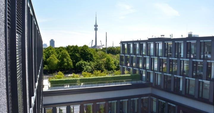 Logivations bezieht neue Firmenzentrale direkt am Olympiapark in München