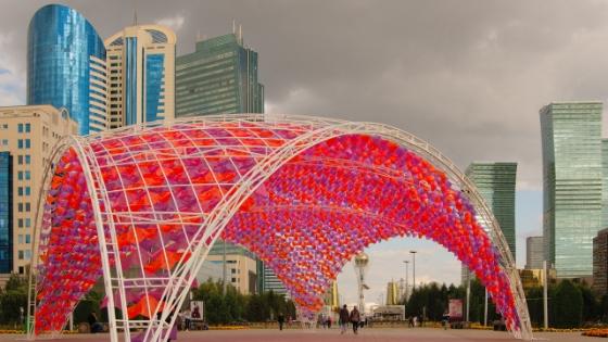 Kasachstan – das effiziente Terminal für Investitionen in Zentralasien