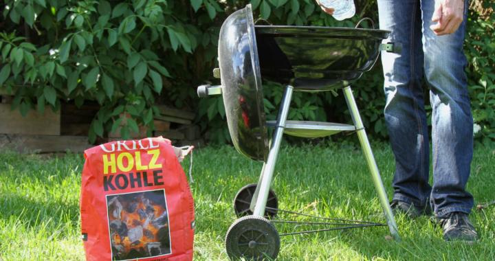 Brandgefahr: Grillkohle richtig entsorgen