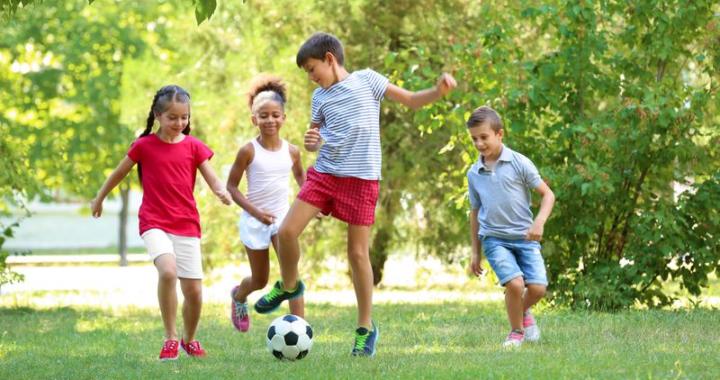 Sport muss für Kinder attraktiv werden