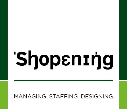 Shoperöffnung und -management in erfahrene Hände legen
