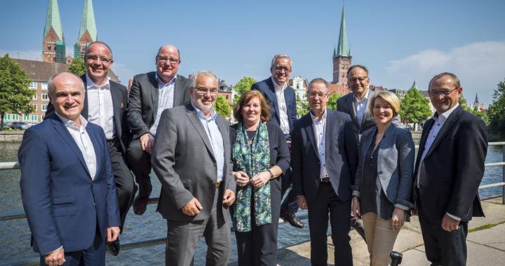 Klaus-Jürgen Philipp als Präsident des VdF bestätigt
