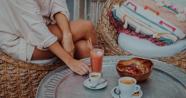 Rooftop Yoga: Entspannung mit Panoramasicht über Ibiza-Town