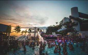 Hard Rock Hotel Tenerife startet Lagoon Party 2019:
