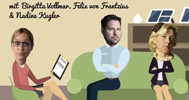 """Premiere: Theater-Komödie """"Paartherapie – Gerne Schatz, aber ohne mich"""""""