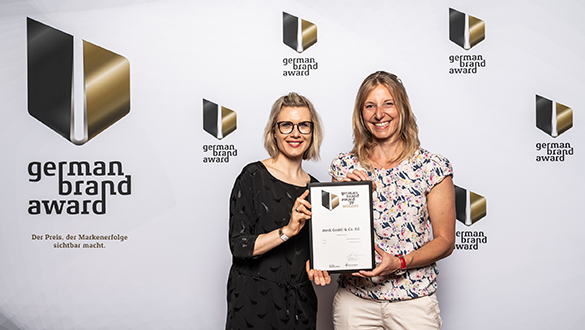 German Brand Award 2019 für medi