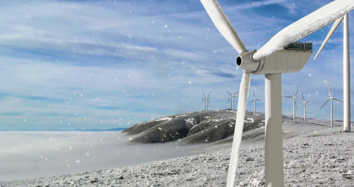 Wartungsfreie fit and forget Lösungen zur Optimierung von Windenergieanlagen