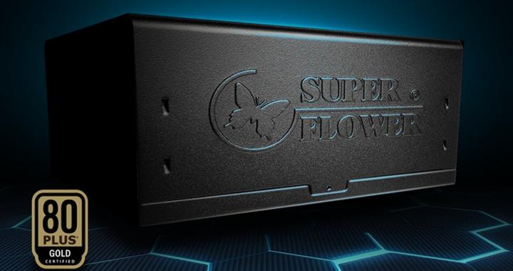 Ab sofort bei Caseking – Super Flower Leadex III Gold Serie