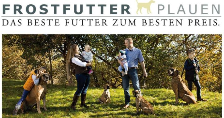 BARF und Frostfutter-Produkte die Hunde wirklich lieben.