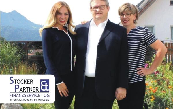 Stocker & Partner, die Tiroler Finanzierungsexperten finden die günstigste Finanzierung fürs Heim