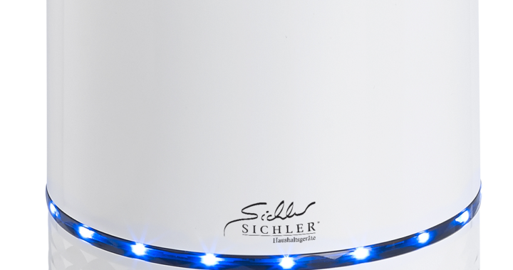 Sichler Haushaltsgeräte Luftreiniger LR-300.app Ionisator