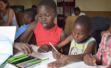 Kenia: Georg Kraus Stiftung übernimmt Schulgeld und Verpflegung für Waisen und Straßenkinder