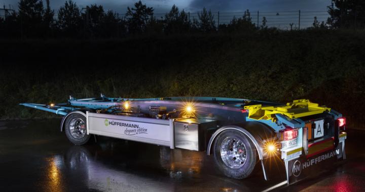 Hüffemann Transportsysteme investiert  7stelligen Betrag in Automatisierung und ein zweites Werk