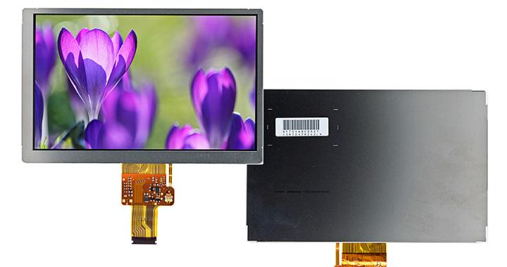 Distec nimmt robustes, sonnenlichtlesbares 7-Zoll-TFT-Display von Ortustech ins Programm