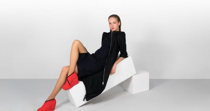 Österreichische Innovation: Neuer Schuh ist High Heel und Sneaker zugleich