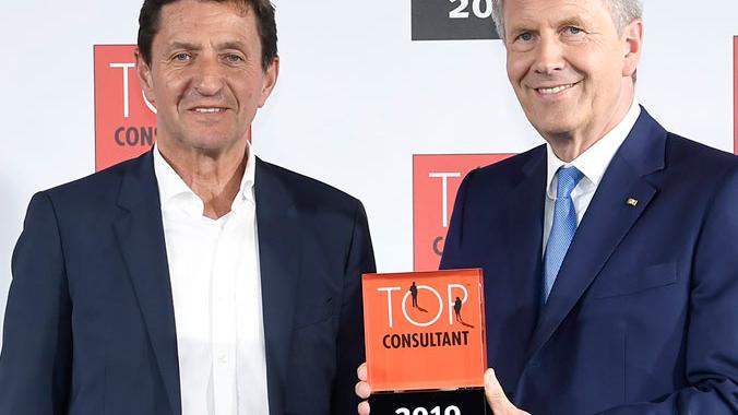 """Dr. Kraus & Partner erhält zum 8. Mal das Gütesiegel """"Top Consultant"""""""