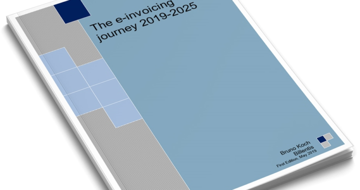 Billentis Market Report 2019: The E-Invoicing Journey 2019-2025