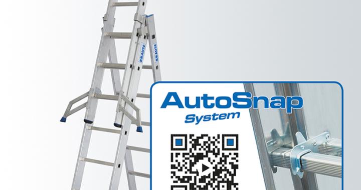 Das KRAUSE AutoSnap-System