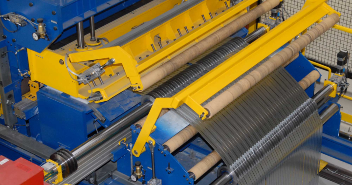 Automatic adjustment of separator shafts reduces unproductive downtimes