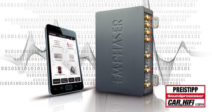 Price Tip – EMPHASER's Digital Sound Processor EA-D8