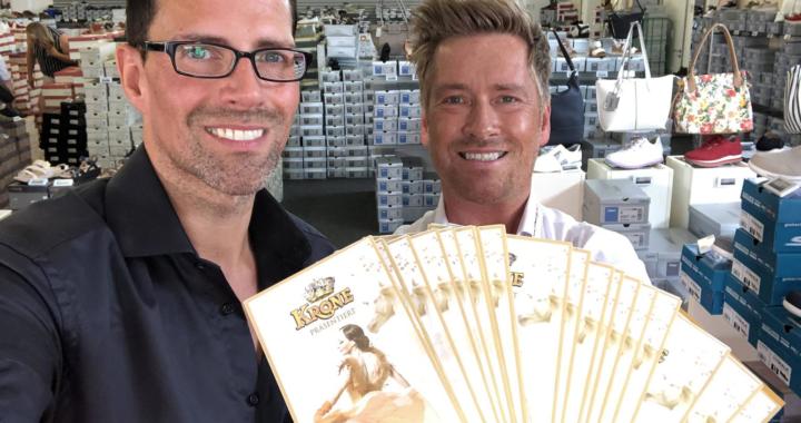 Der Übergrößen Versandhandel schuhplus verlost 10 x 2 Freikarten für Circus Krone