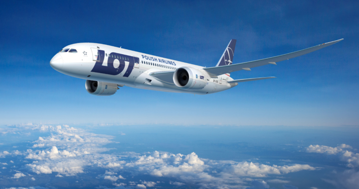LOT Polish Airlines fliegt zum Winterflugplan öfter nach Peking
