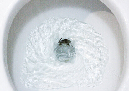 Spülrandlose Toilette / WC – eine saubere Toilette fürs Bad