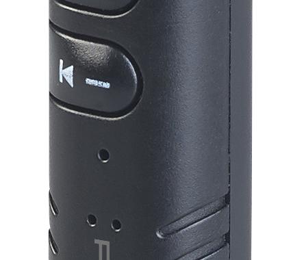auvisio Audioadapter BTA-40 für HiFi-Anlage/Kopfhörer