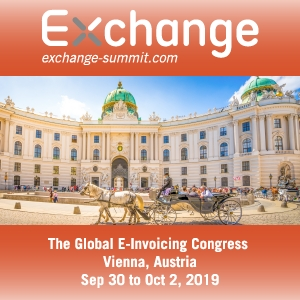 E-Invoicing Facing a Powerful Market Transition 2019-2025