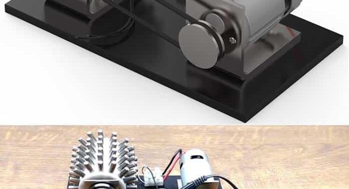Magnetmotor Freie Energie Generator selber bauen 2019